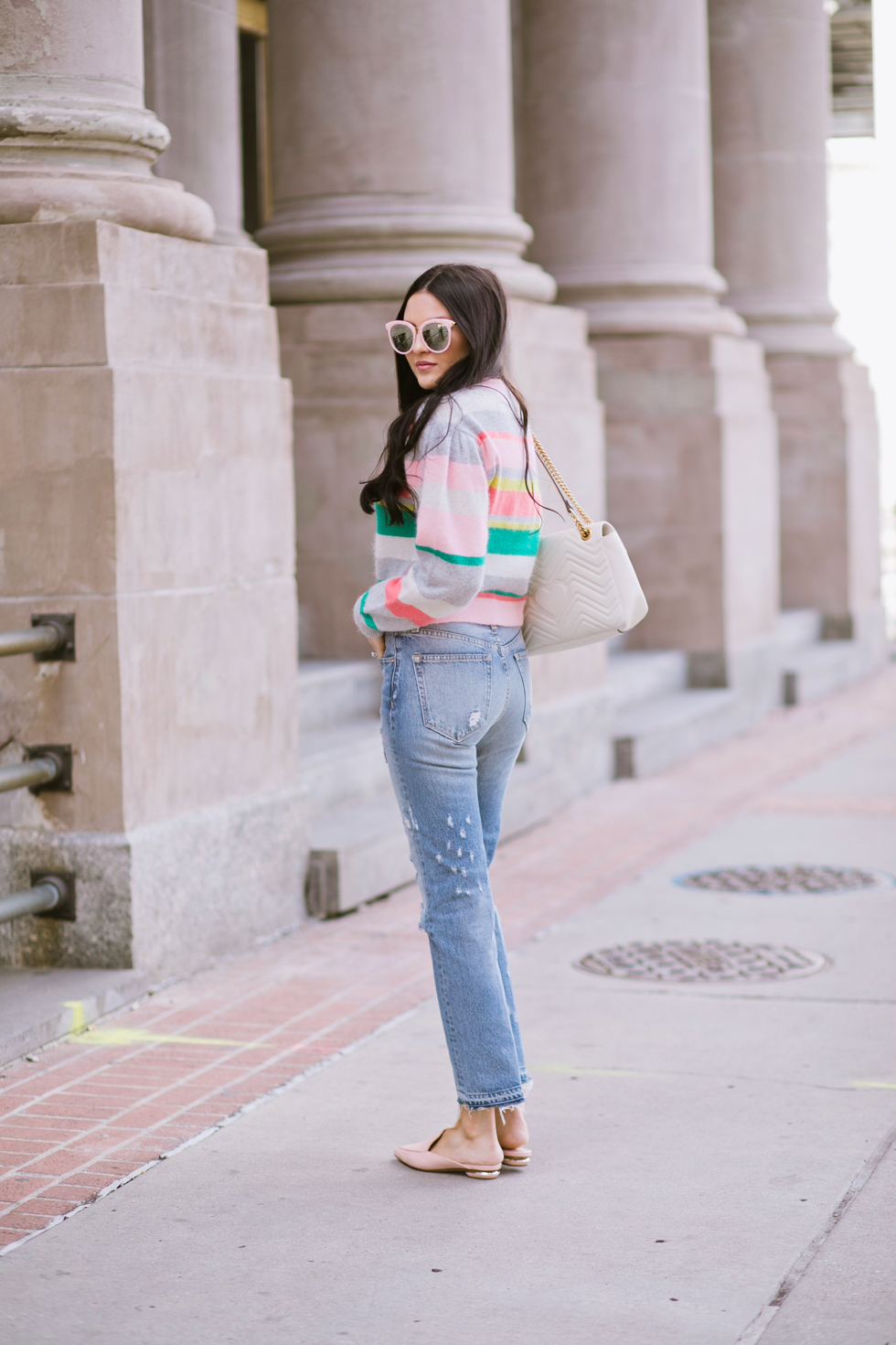 spring-time-outfits-rebecca-taylor-sweater - 3