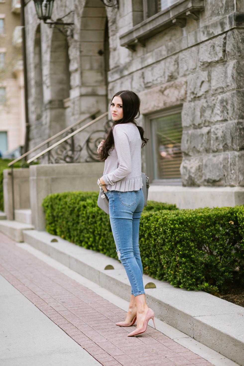 grey-rebecca-taylor-ruffle-sweater-pink-peonies-blogger - 6