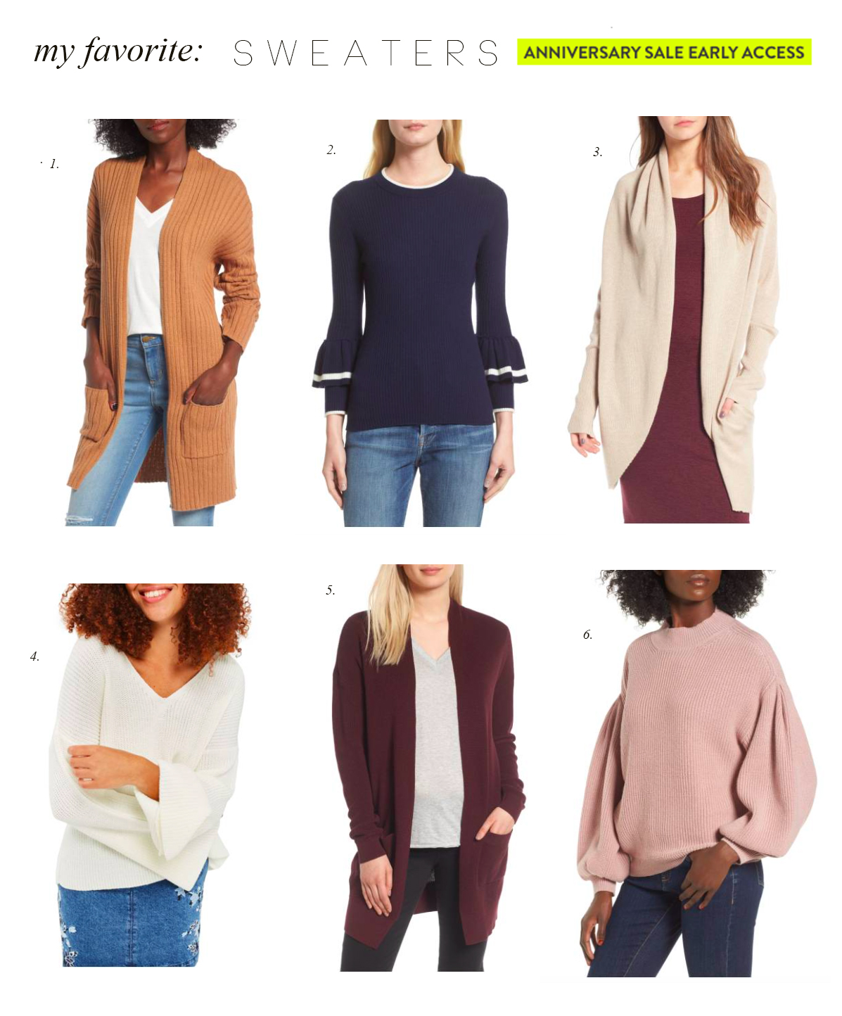 a3f2f2d58eb My Favorites From The Nordstrom Sale... - Rach Parcell