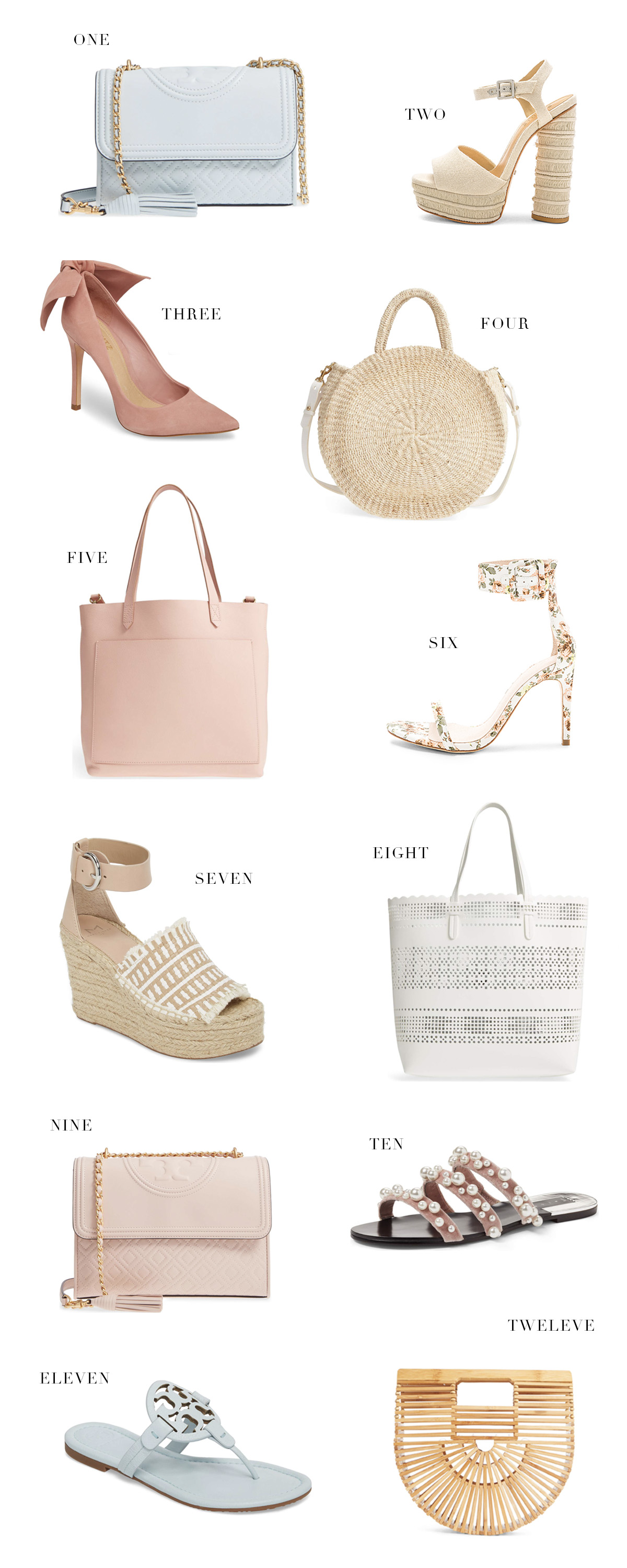 b7dbadc927e9 My Top Picks for Spring Bags and Shoes... - Rach Parcell
