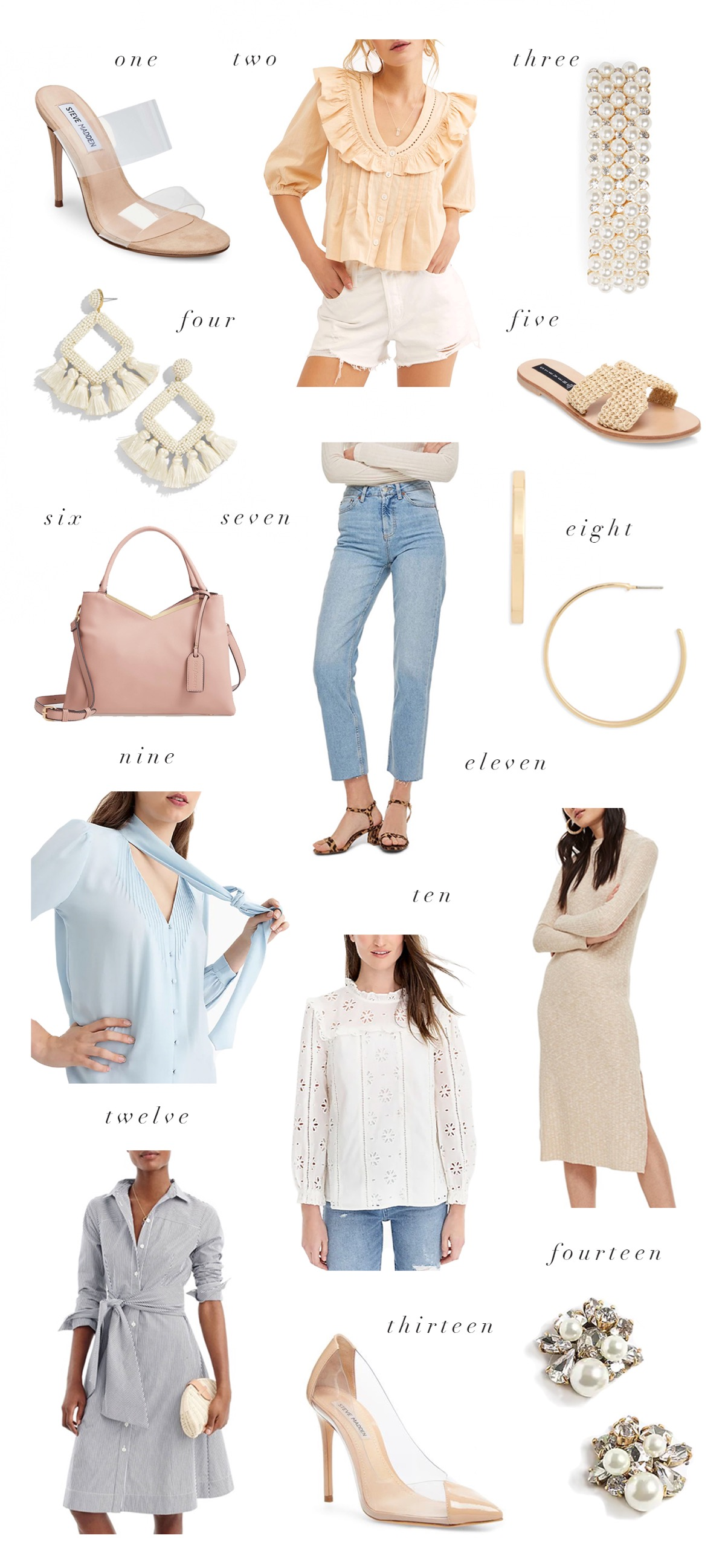 eeb29e3713b1 My Spring Picks Under $100... - Rach Parcell
