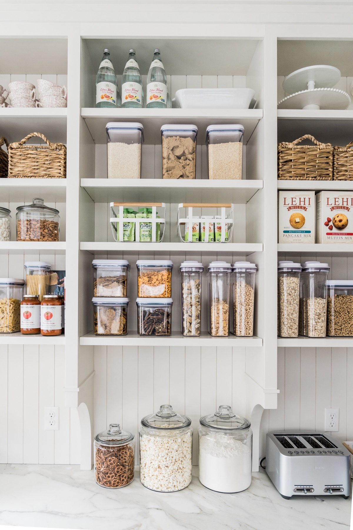 Pantry Reveal Rach Parcell