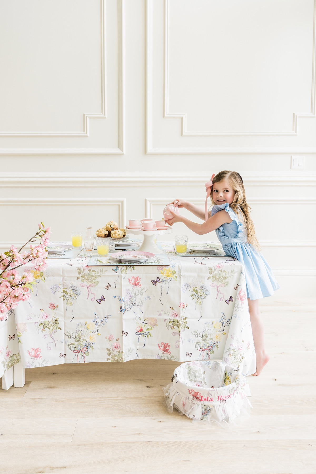 Easter Tea Party Rach Parcell
