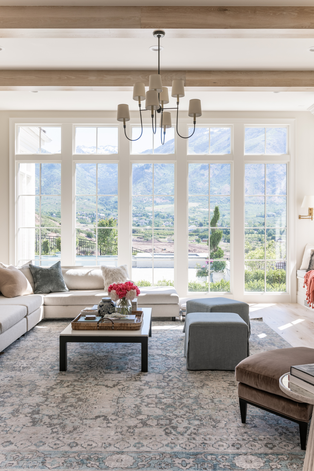 Family Room Reveal... - Rach Parcell