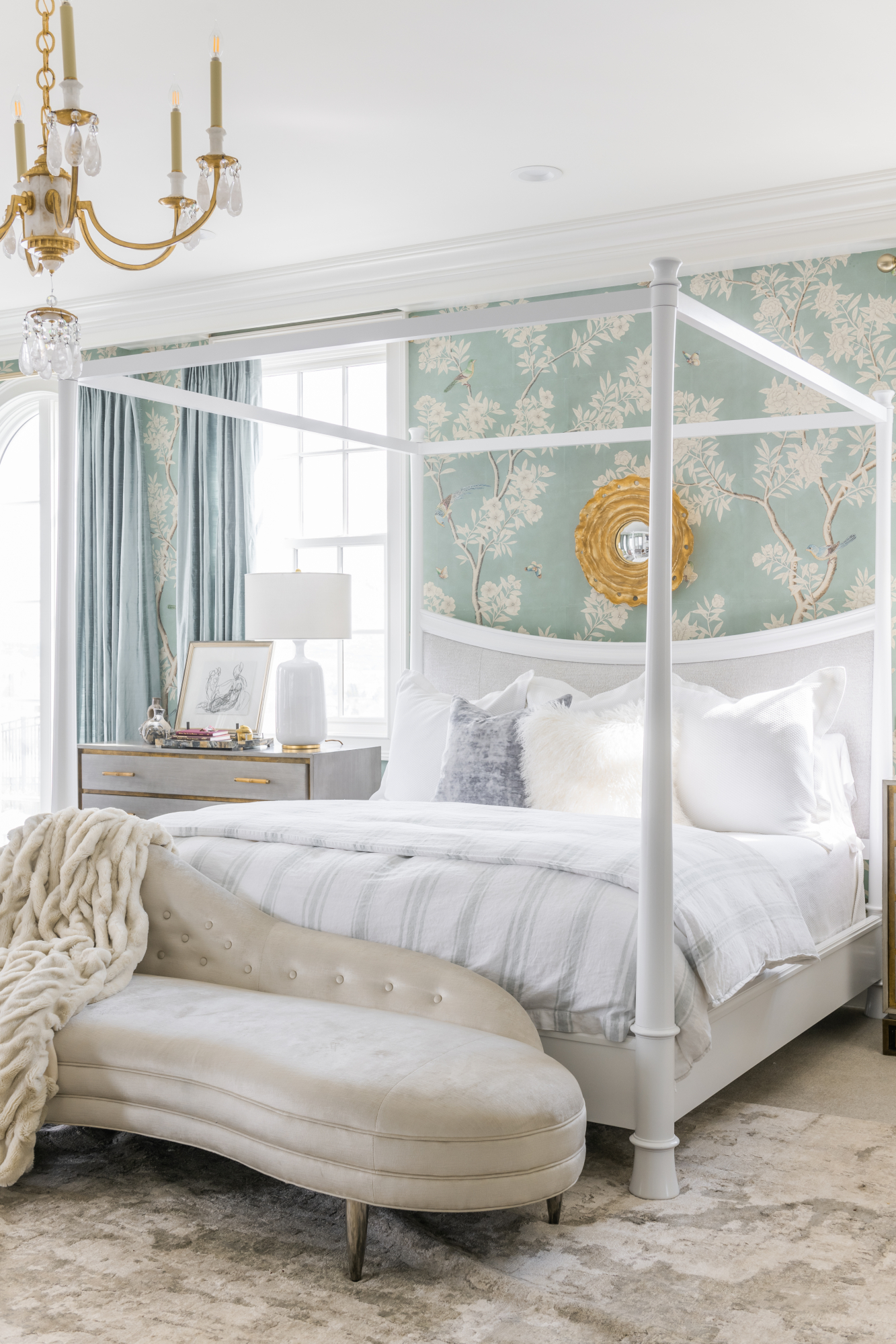 Master Bedroom Reveal Rach Parcell