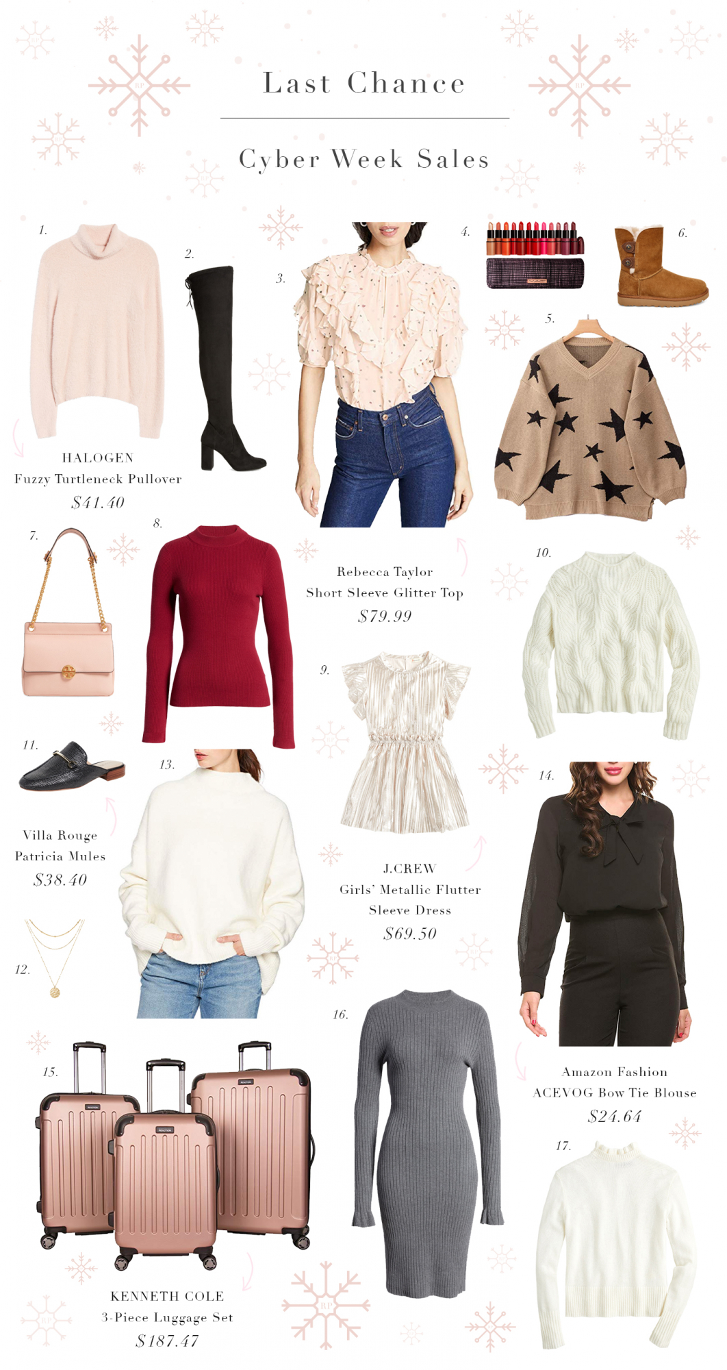 Last chance for the best Cyber Week Deals Rach Parcell