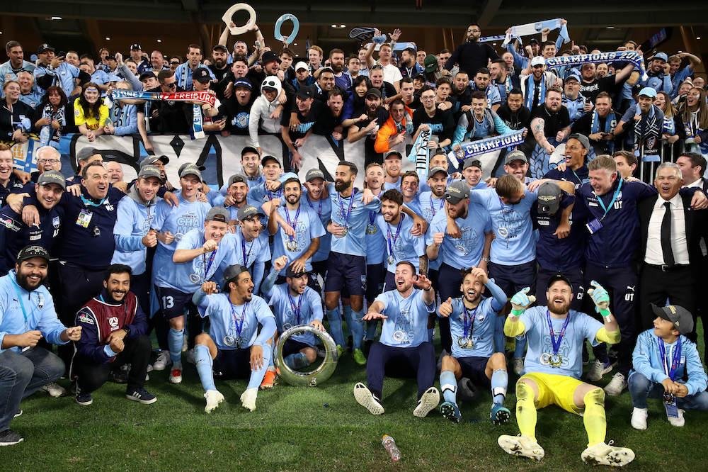 Sydney FC Champions 2018/19