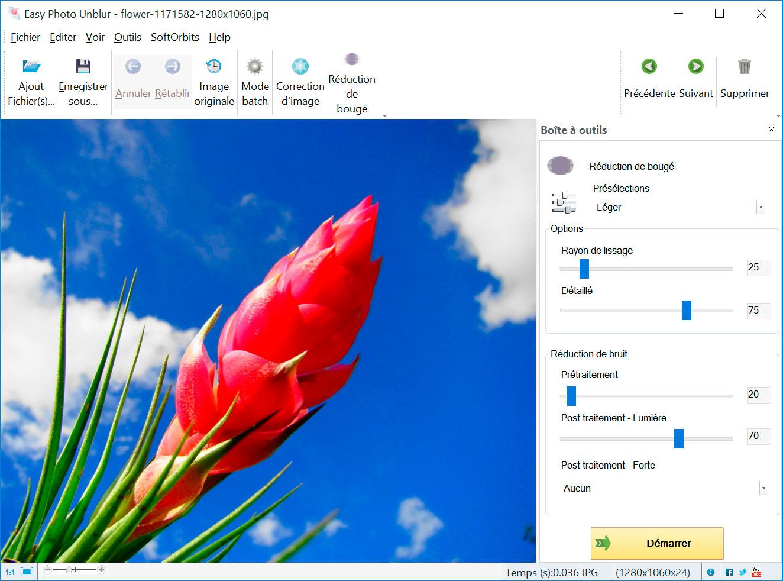 Easy Photo Unblur Captures d'écran