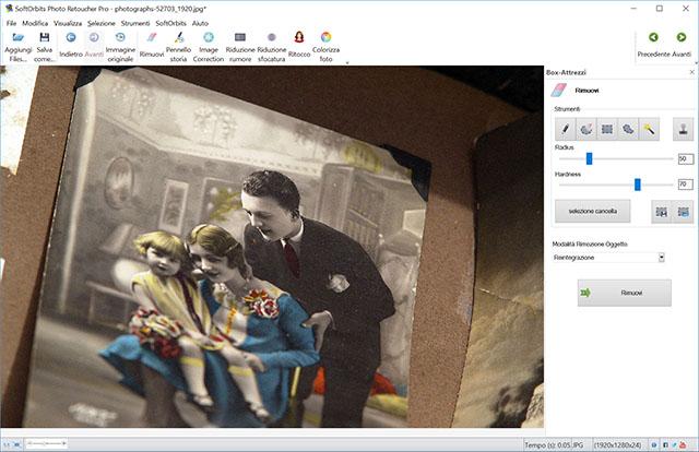 SoftOrbits Photo Retoucher Screenshots