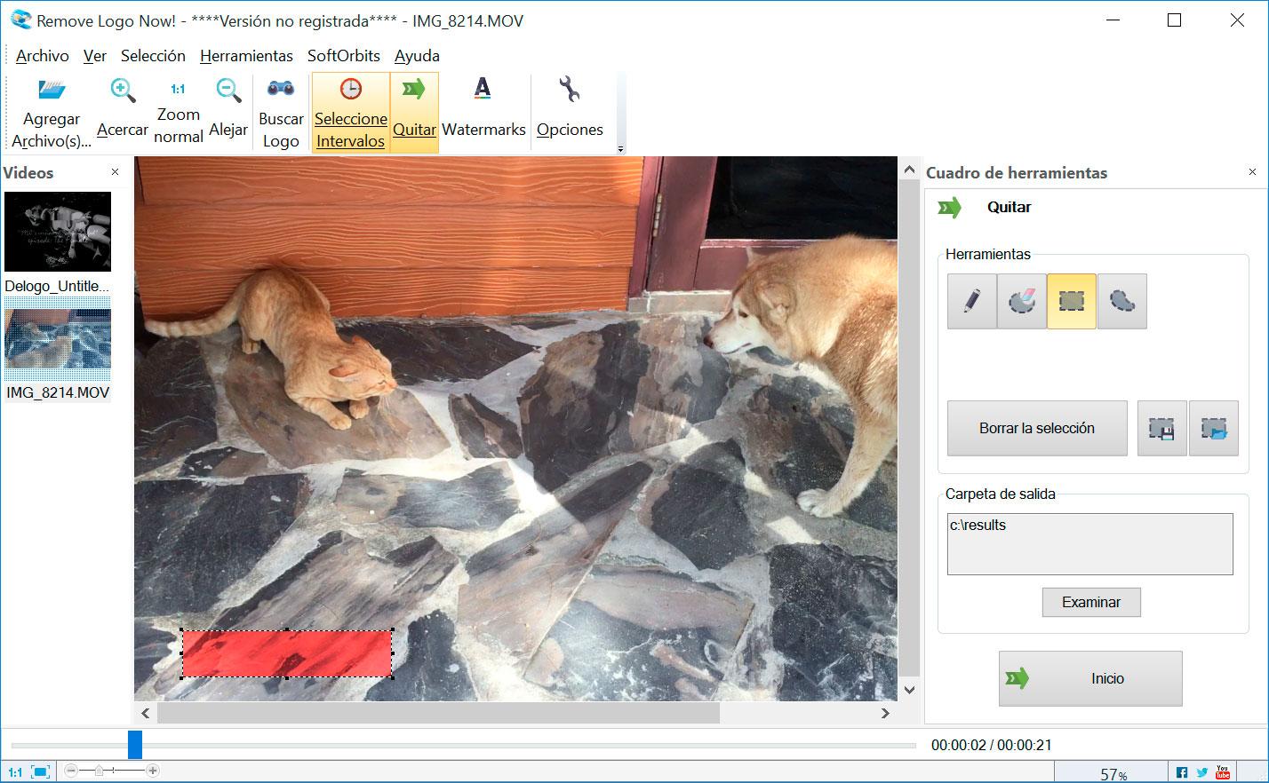 Remove Logo Now Capturas de pantalla