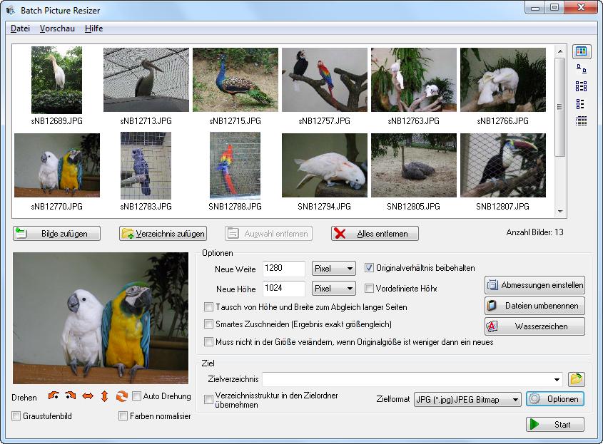 Bilder Verkleinern Programm Download.