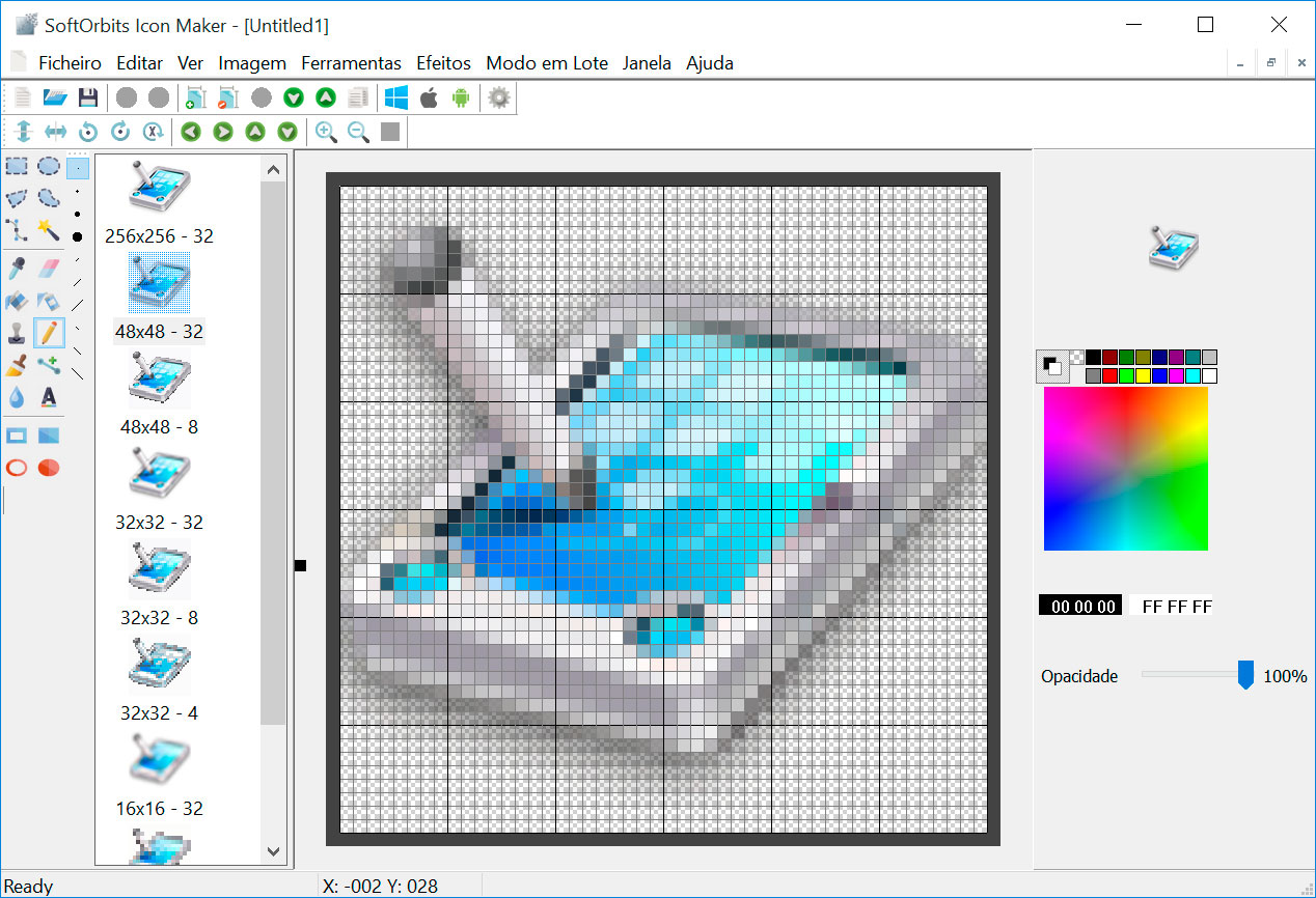 SoftOrbits Icon Maker