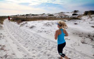 Destin's 8th Annual Bayou, Beach, and Bay Run