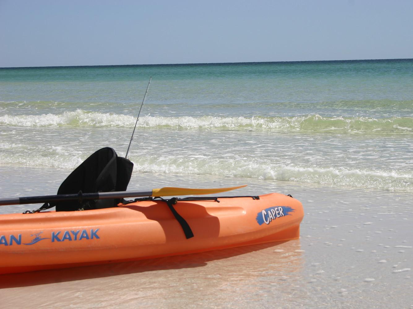 Where to Kayak in Pensacola