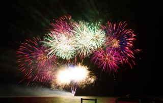 Best Places to Watch Fireworks on July 4th