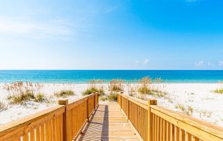 Gulf Coast Vacation Homes for Christmas