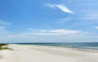 Shell Island in Panama City Beach