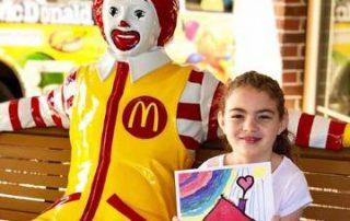 Partnership with Ronald McDonald House