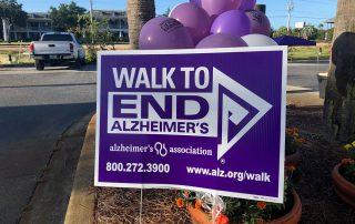 Walk to End Alzheimer's in Fort Walton Beach