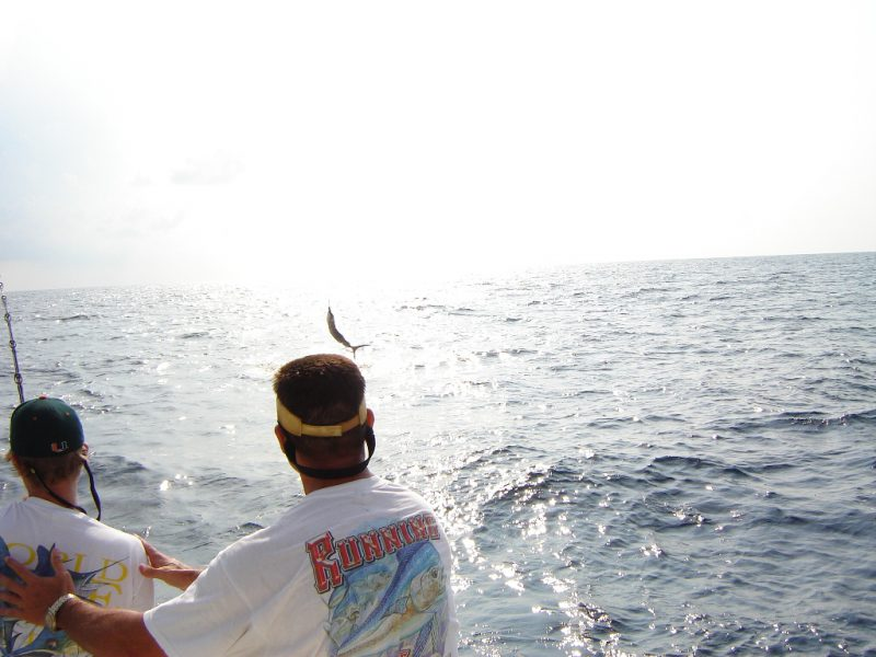 Charter fishing in Panama City Beach, Florida