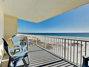 Clearwater #3A Balcony