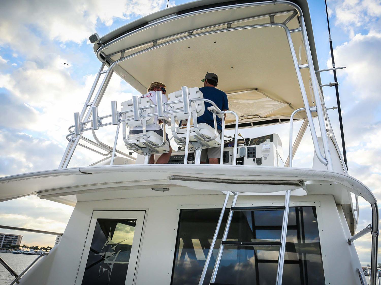 Charter Fishing Along the Gulf Coast