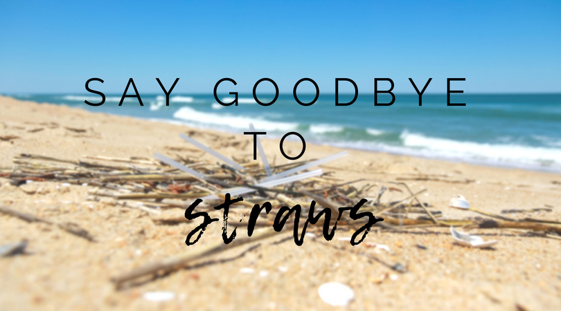 Say Goodbye to Straws on the OBX