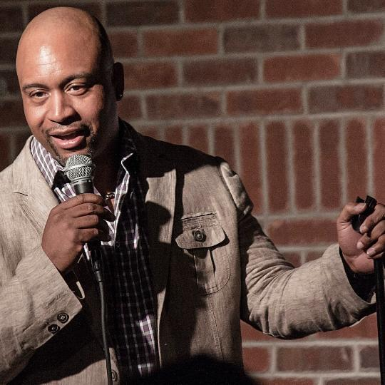 Squeaky Clean Comedy – Mel Austin