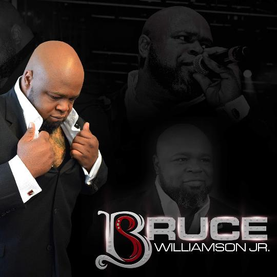 BRUCE WILLIAMSON JR. (Formerly Of The Temptations)
