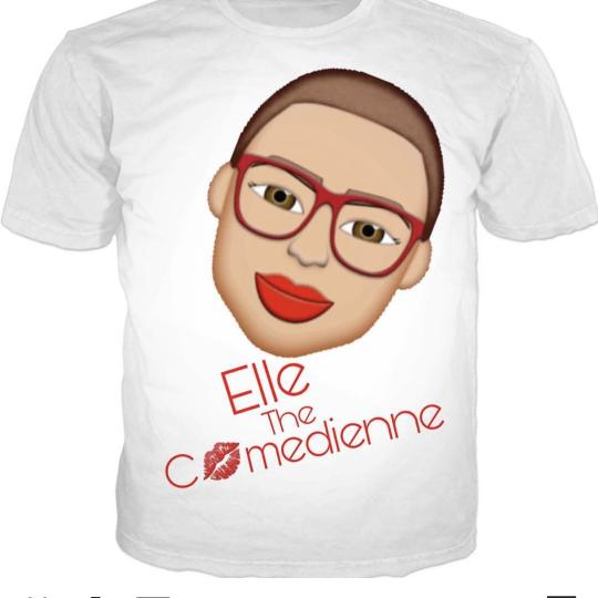 Elle the Comedienne