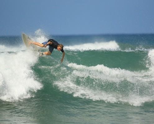 Tamarindo Advanced Surfing Spots