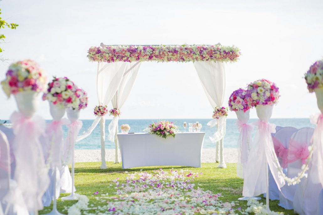 beach wedding venues in Costa Rica