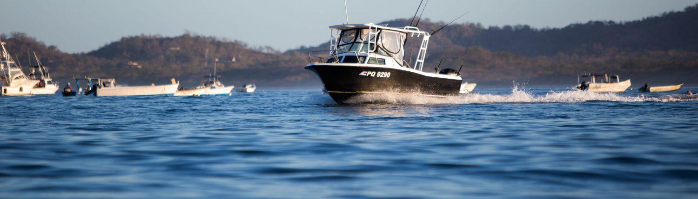 Pargo negro fishing charters costa rica