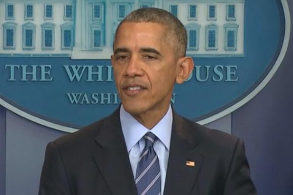 U.S. President Barack Obama - Dec 16, 2016, Year-End Press Conference