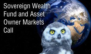 March 2020: Sovereign Wealth Fund and Asset Owner Markets Call