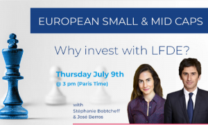 WEBINAR: Why invest with LFDE? – European Small & Mid Caps