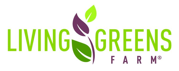 Living Greens Farm Logo