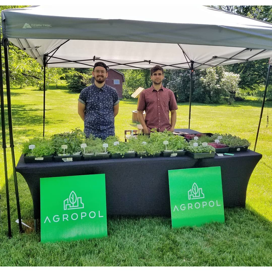 Agropol: An Indoor Urban Farm Serving Up Microgreens and Herbs in Québec - The Vine