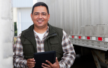 Carrier using Truckstop.com Pay Turnkey Quick Pay solution.