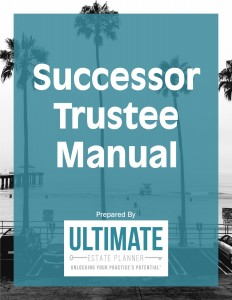 successor-trustee-manual-package