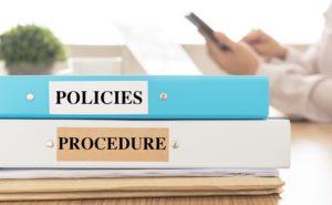 law firm procedures manual