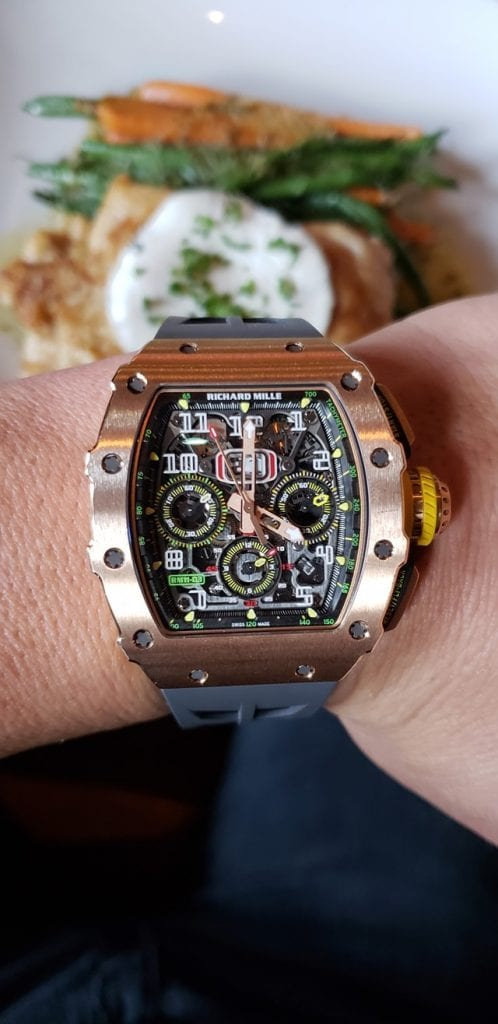 Richard Mille Watches Value Your Watch