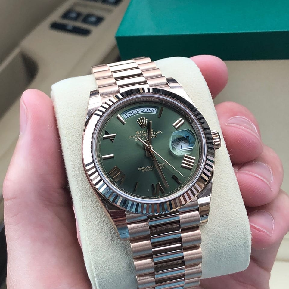 I hate rolex watches