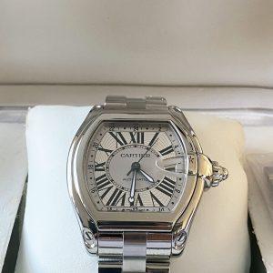 Cartier, Cartier roadster xl, gmt