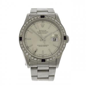 Rolex, ladies watch, ivory