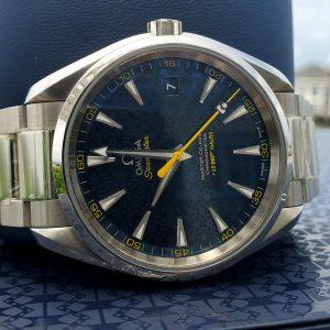 Omega Seamaster Limited Edition James Bond Aqua Terra