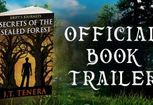 Erift's Journey's Book Trailer