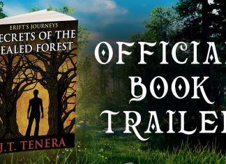 Erift's Journey's Book Trailer