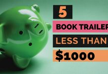 How much do book trailers cost?