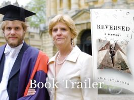 reversed a memoir book trailer